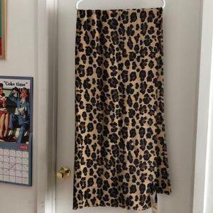 NWT Zara oversized blanket scarf